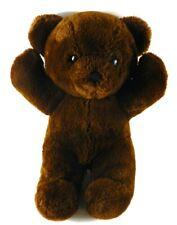"Semi Sweets Chocolate Brown Bear DAKIN 1986 16"" Teddy Bear Stuffed Plush"