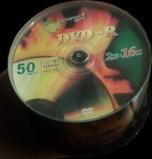 Caja Pack 50x DVD-R Banana Digital 2x-16x
