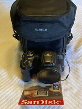 Fujifilm FinePix S Series S8600 16.0mp 36x 25-900mm DIGITAL CAMERA w case/memory