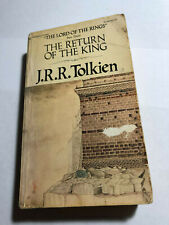 Lord Of The Rings, Part Three, The Return Of The King, J.R.R. Tolkien, 1977, Pb