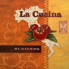 Angela Staehling: La Cucina Italia Küche Fertig-Bild 30x30 Wandbild