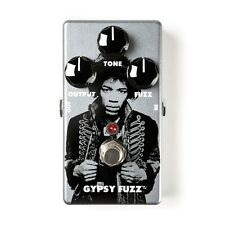 Dunlop JHM8 Jimi Hendrix Gypsy Fuzz Guitar Effects Pedal Stompbox Footswitch