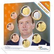 Holanda colección euros 2016 en blister - coin card Nederland 2016