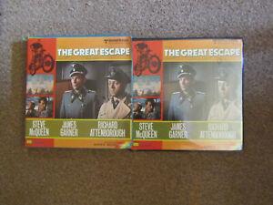THE GREAT ESCAPE 1963 SUPER 8 COLOUR SOUND 2 X 400FT 8MM FILM CINE DERANN