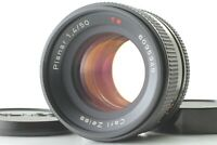 "【 EXC5 ""APP MINT""】 Contax Carl Zeiss Planar T* 50mm f/1.4 AEJ for C/Y Japan #166"
