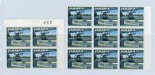 Jamaica 1969 Overprint Varieties & Flaws - 15c SG287, Blocks, Varieities?