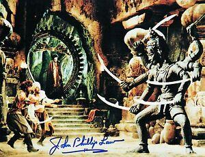 OFFICIAL WEBSITE John Phillip Law (1937-2008) Voyage of Sinbad 8x10 AUTOGRAPH