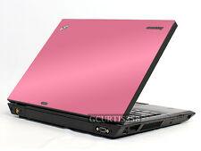 PINK Vinyl Lid Skin Cover Decal fits IBM Lenovo Thinkpad T400 Laptop