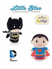 * DC Comics * Hallmark Itty Bittys Bitty * Batman vs Superman *
