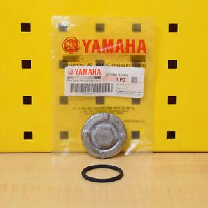 Original Yamaha Tapón de Drenaje con Junta Tórica Para Yzf-R 125 / Wr 125 / MT
