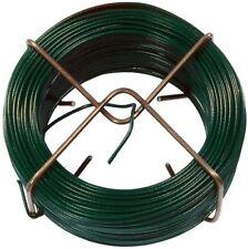 Connex Flor78610 fil de fer avec gaine en Plastique Vert 1 4 mm x 50 M