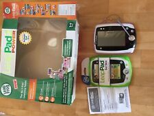 Leapfrog leappad 2 kids learning tablet boxed with new gel skin
