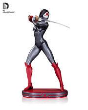 Dc Comics Cover Girls Katana Statue - Artgerm Dc Collectibles New 52
