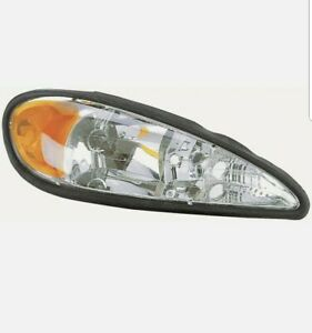 NEW Headlight Lens-Assembly Right Dorman 1591005 fits 99-05 Pontiac Grand Am