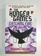 CATCHING FIRE by SUZANNE COLLINS - The Hunger Games Series Book #2