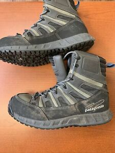Patagonia Mens Ultralight Sticky Fishing Wading Boots  Lace Up High Top 11