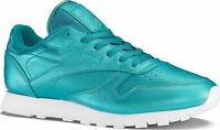 Reebok Classic Leather Pearlized 'Pearl Pack' (Turquoise / White) BD5212