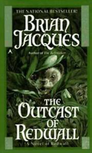 Outcast of Redwall - Mass Market Paperback By Brian Jacques - GOOD