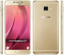 "Samsung Galaxy C7 C7000 4G LTE 5.7"" 32GB Dual SIM Octa-core CPU Android Phone"