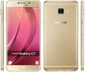 "Samsung Galaxy C7 C7000 4G LTE 5.7"" 32GB 16MP 4GB RAM Android Original Phone"