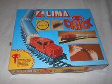 LIMA CRICK - VINTAGE ZUG SET - SPUR H0 - OVP - UHRWERK