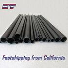 Carbon Fiber Tube 1000mm OD 20mm 22mm 24mm 25mm 27mm 29mm 30mm x1M 3K Roll Shaft