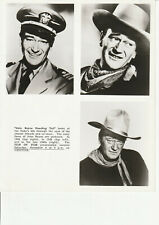 John Wayne Photo américaine