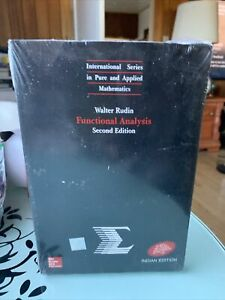 New: Functional Analysis by Walter Rudin 2nd INTL ed