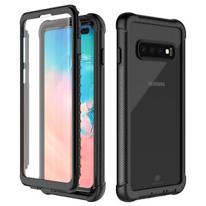 For Samsung Galaxy S10e S10 Plus Case Shockproof Waterproof  w/ Screen Protector