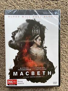 Macbeth : NEW DVD