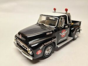 Matchbox Collectibles 1953 Ford F100 Flying A Shop Truck Gasoline Gas 1:43 Read