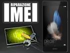 RIPARAZIONE IMEI SBLOCCO RETE Huawei P8/P8 Lite UNLOCK