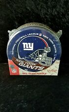 New York Giants 500 Piece Puzzle In Collectible Sports Gift Tin