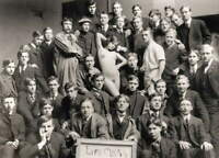 """Photographie, """"Drawing-class"""", Portland, 1921       /     13 x 18"""
