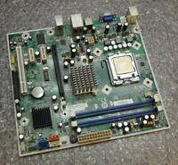 HP 464517-001 480429-001 MS-7525 VER:1.0 Minitower Socket 775 Motherboard & CPU