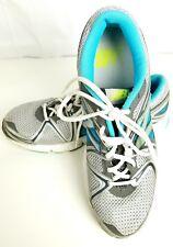 New Balance 580v3 Running Shoes Womens Size 11 Silver Aqua Teal W580SG3 USA