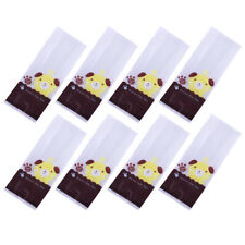 20pcs Plastic Cute Dog Animal Wedding Party Gift Bags Candy Sweet Cookie Bags~