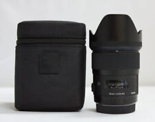 Sigma Art 35mm F/1.4 DG HSM Lens For Canon