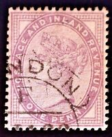 CatalinaStamps: Great Britain Stamp #89 Used, SCV=$2, #A-2