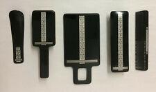 Vintage Dupont 5pc Art Deco ]Vanity Set Mirror Brush Comb Shoe Horn & Box
