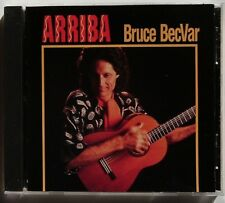 "ARRIBA: ""Danza de Amor,"" ""Spanish Rose"" +more (CD/Flamenco) BRUCE BECVAR, guitar"