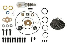 6.0L 04.5-Early 05 Ford Powerstroke Turbo Rebuild Kit Cast Wheel VGT Solenoid