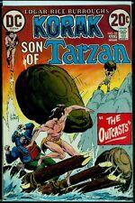 DC Comics KORAK Son Of Tarzan #52 NM- 9.2