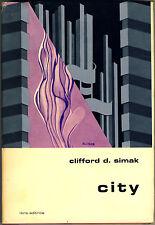Clifford Simak CITY Prima edizione Classici Libra 1970 OTTIMO