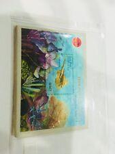 Malaysia ms  Stamp Week 2004 – Marine Life (Overprint )