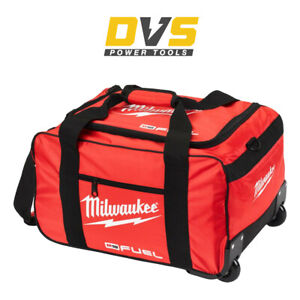 """Milwaukee Large M18 19"""" Wheeled Fuel Contractors Heavy Duty Carry Tool Bag"""