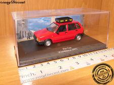 FIAT UNO (SEAT) TAXI CAB  1:43 CASABLANCA (MOROCCO) 1995