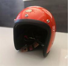 TT&CO Vintage Helmet 500TX Motorcycle Motorbike Jet Scooter 3/4 Helmets