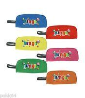 Mäppchen Loto Bingo Aufbewahrung für Zubehör Spielsteine Batons Canvas Nylon