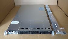 Supermicro superserver 5017GR-TF Intel E5-1620v2 QUAD 3.7GHz 32 GB 1U RACK SERVER